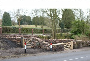 Whiston Pinfold on Completion of Restoration March 2016