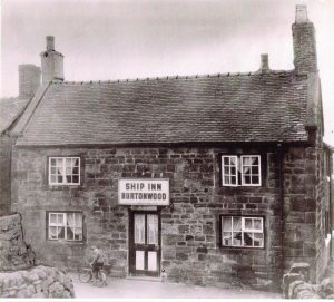 Ship Inn, Black Lane, Whiston