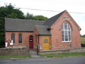 Whiston Methodist Chapel